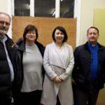 Visiting Hamilton Churches Drop in Center