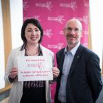 Raising Awareness of Jo's Cervical Cancer Trust
